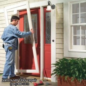 Entry Door Repair Vancouver